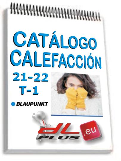 CALEFACCION 21-22 BLAUPUNKT
