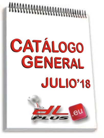 CATALOGO GENERAL JULIO 18