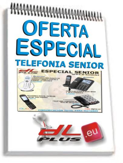OFERTA TELEFONIA SENIOR