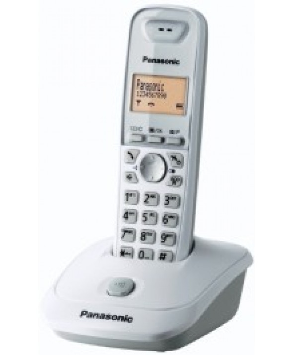 TELEFONO INALAMBRICO PANASONIC KXTG2511W BLANCO
