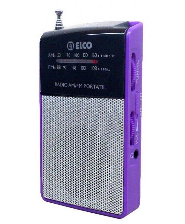 RADIO DE BOLSILLO AM/FM ATALVOZ EXTERIOR PD897