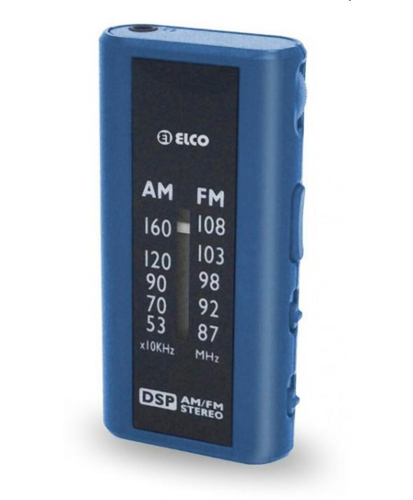 RADIO DE BOLSILLO AM/FM ELCO