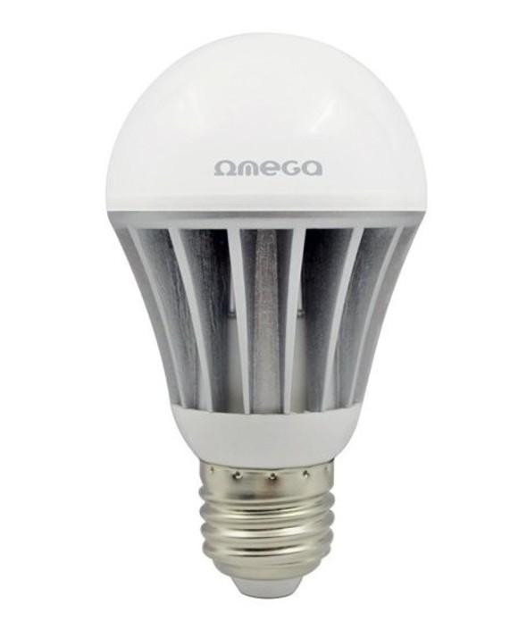 OMEGA BOMBILLA LED ECO 12W E27 6000K 1000lm