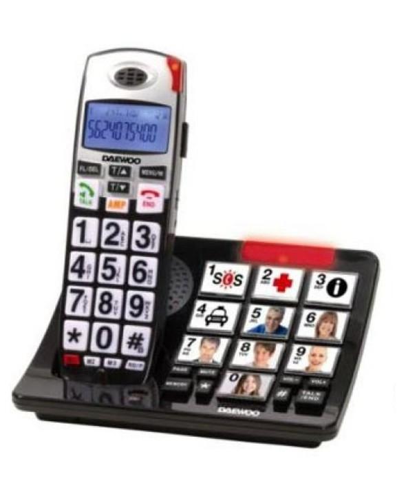 TELEFONO DAEWOO TECLA GRANDE + FOTOS