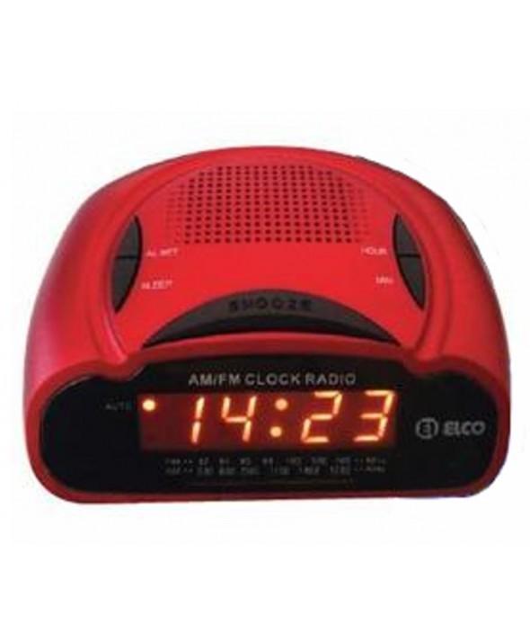 RADIO DESPERTADOR DIGITAL AM/FM SINTONIA ANLG.ELCO