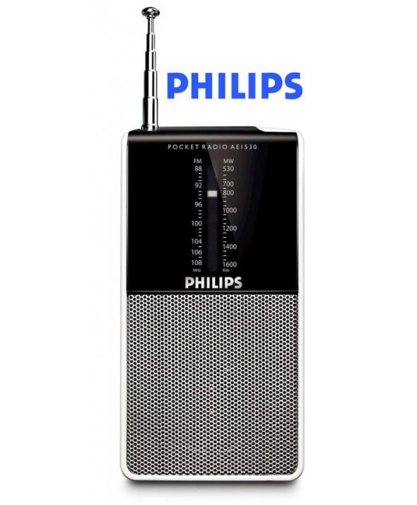 RADIO PHILIPS AM/FM PORTATIL ALTAV.EXTERIOR+ T.AURICU