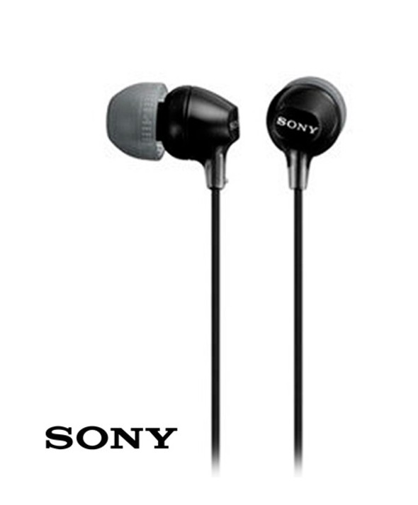 AURICULAR INTRAOIDO SONY MDREX15RS NEGRO
