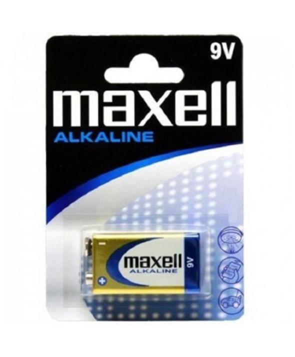 PILA ALCALINA 9V (6LF22) MXL MAXELL