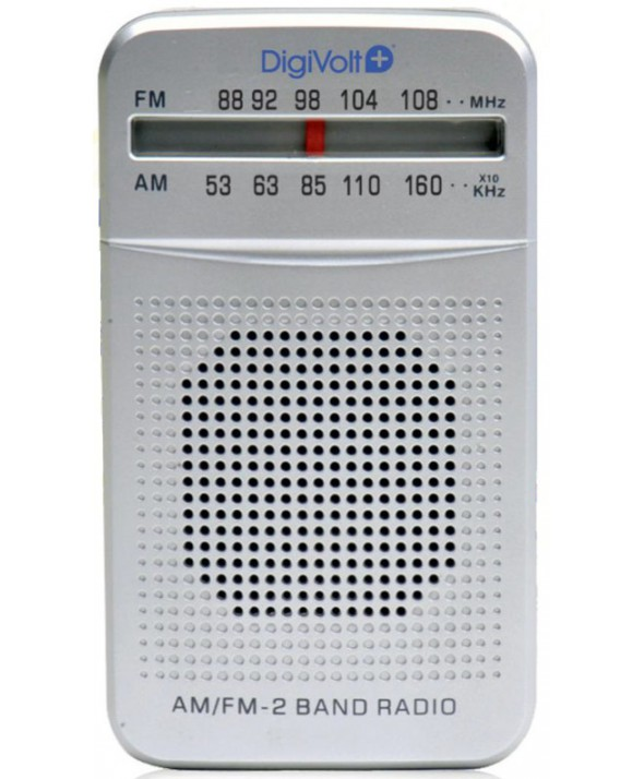 RADIO AM/FM ALTAVOZ DigiVolt