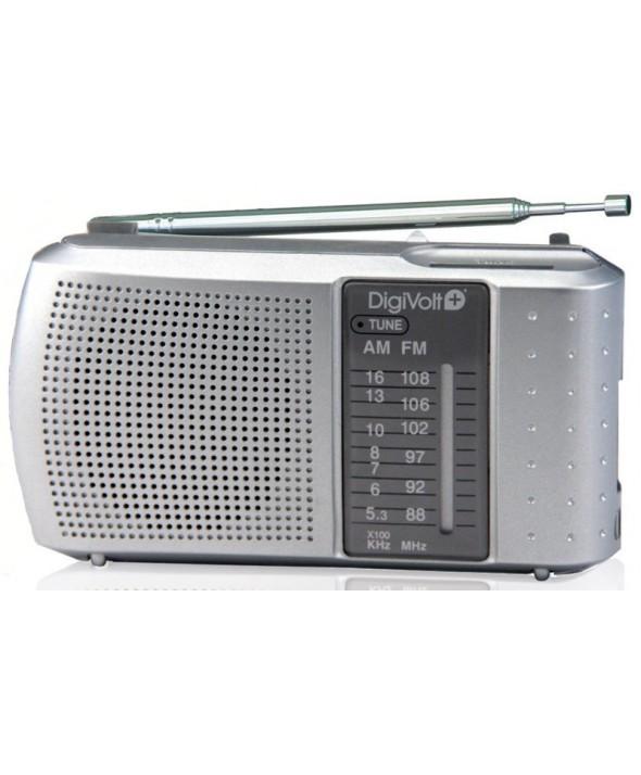 RADIO AM/FM ALTAVOZ APAISADA DigiVolt