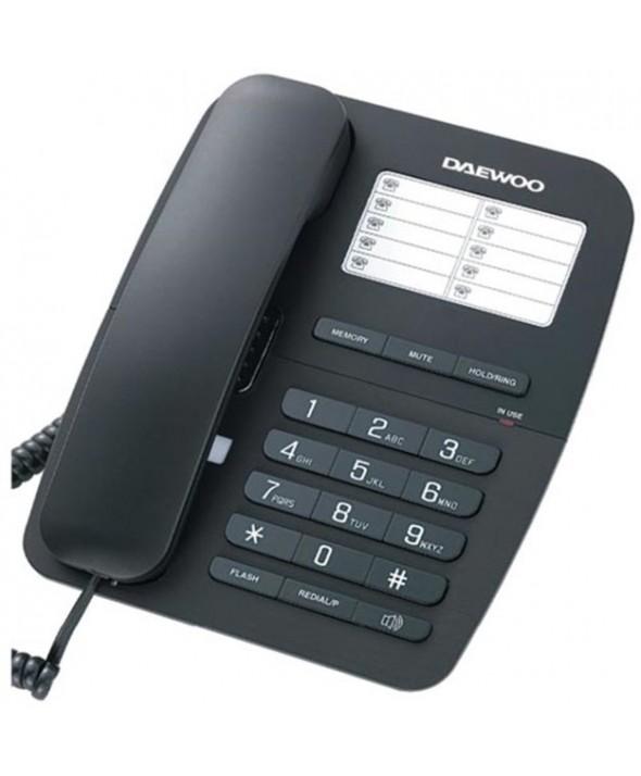 TELEFONO BIPIEZA SOBREMESA / MURAL DAEWOO MANOS LIBRES RELLAMADA