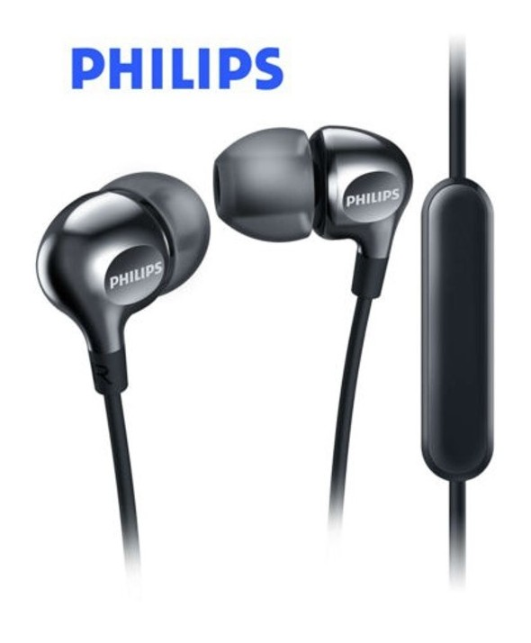 AURICULAR INTRAOIDO SILICONA PHILIPS MICRO M/L NEGRO
