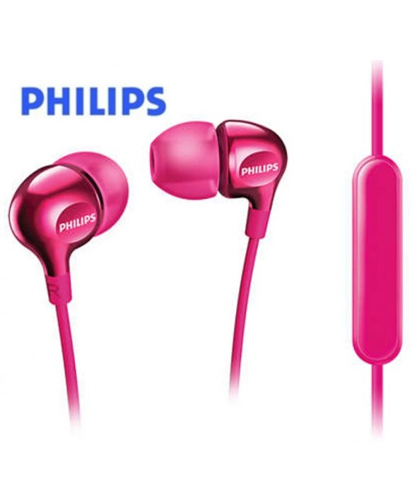 AURICULAR INTRAOIDO SILICONA PHILIPS MICRO M/L ROSA