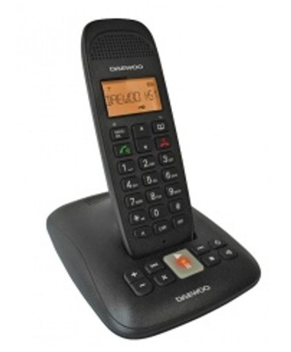 TELEFONO DECT CON CONTESTADOR M/L DAEWOO