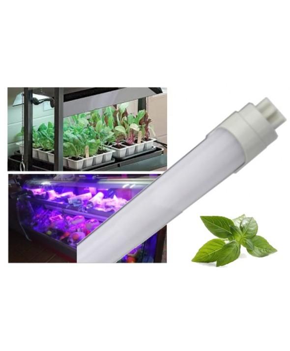 TUBO LED ESPECIAL CRECIMIENTO PLANTAS / EXPOSICION CARNICA 120cm 18W F-BRIGHT