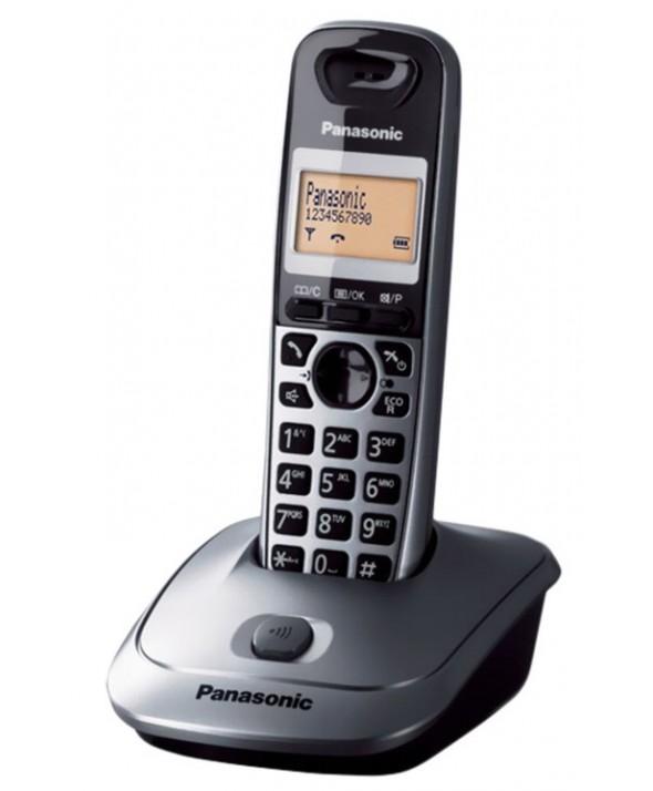 TELEFONO INALAMBRICO PANASONIC KXTG2511G GRIS