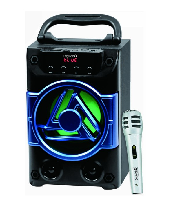 ALTAVOZ MULTIMEDIA Usb/RADIO/KARAOKE/BLUETOOTH