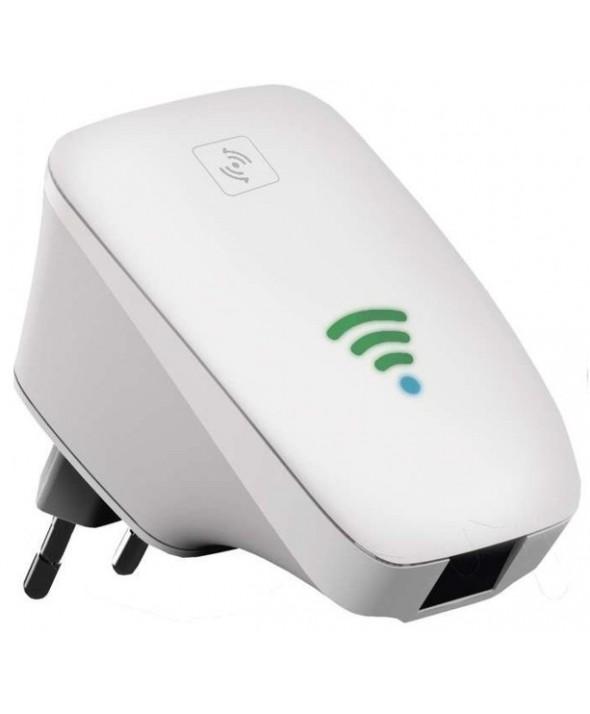 REBOTEADOR WI-FI 2.4 GHz 300Mbps OMEGA OWLR325W