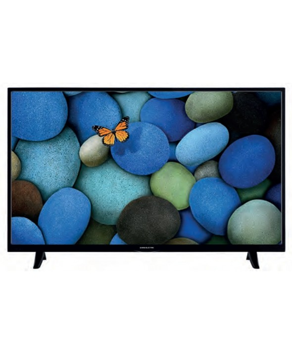 "TV LED 43""  ULTRA HD HDR 1500 HZ SMART WIFI SATELITE"