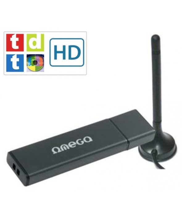 TDT HD TUNER OMEGA PARA PC OUDT9