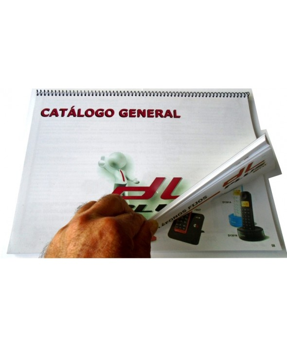 CATALOGO GENERAL DLPLUS JULIO´18