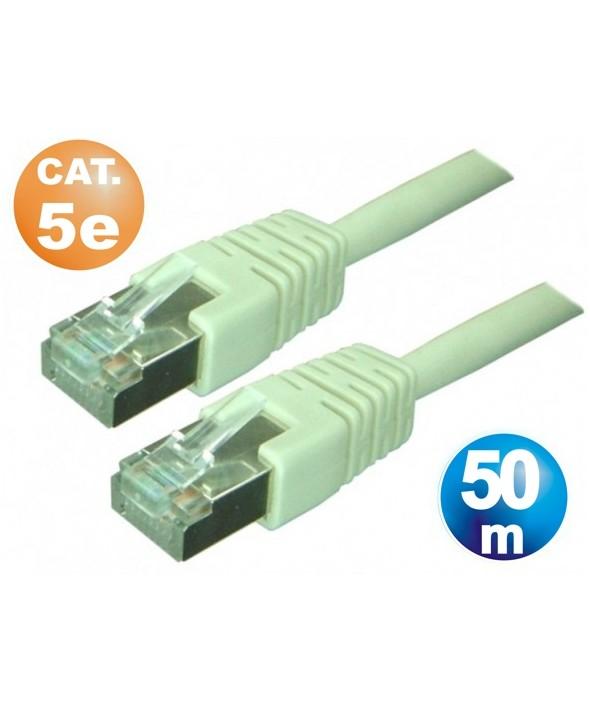 CONEXION TELEFONICA M/M RJ45 8p8c CAT.5e 50 METROS