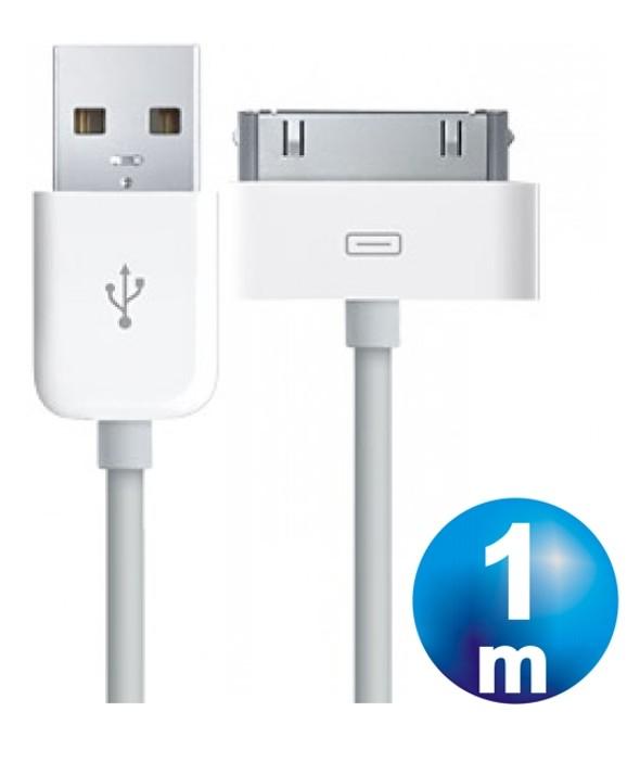 CONEXION USB ALIMENTACION DATOS IPOD1/2-IPHONE3/4