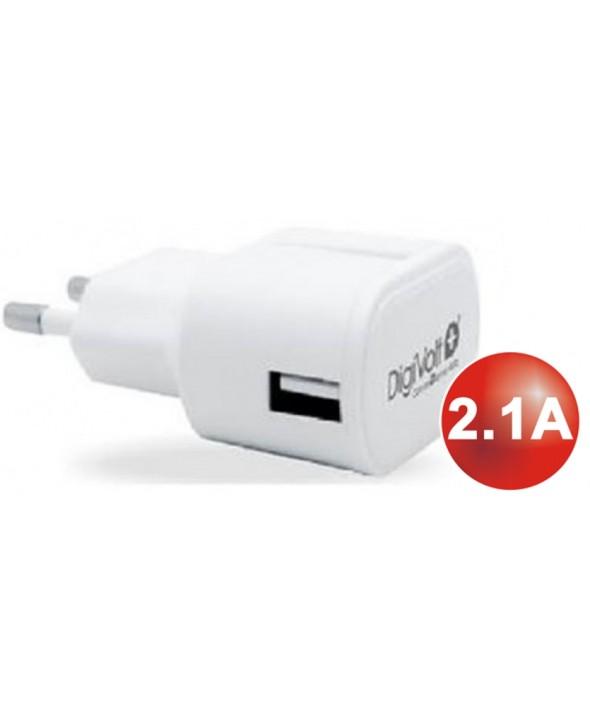 ALIMENTADOR 220V A USB 5V (2100mA)
