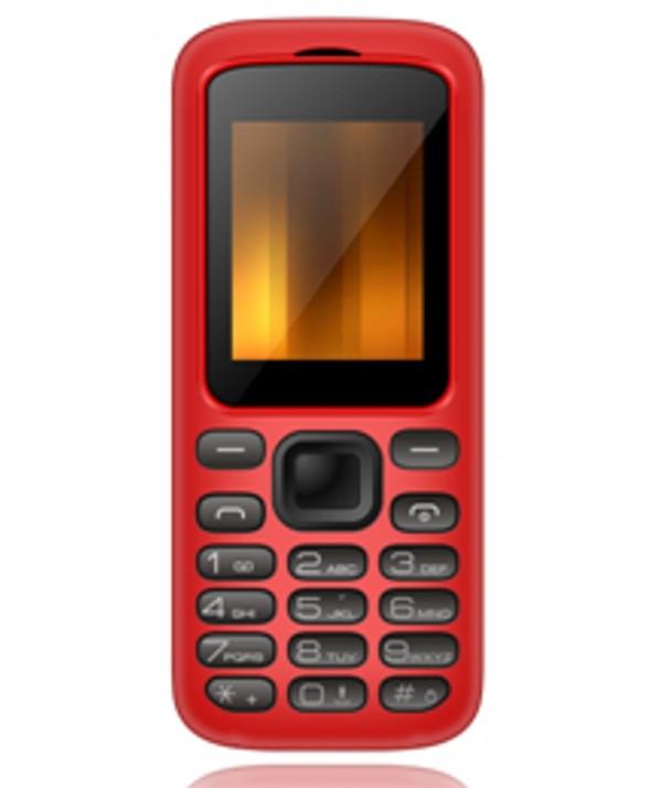 TELEFONO MOVIL QUBO GEA ROJO