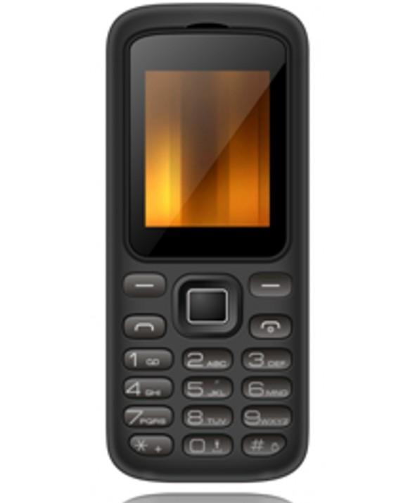 TELEFONO MOVIL QUBO GEA NEGRO