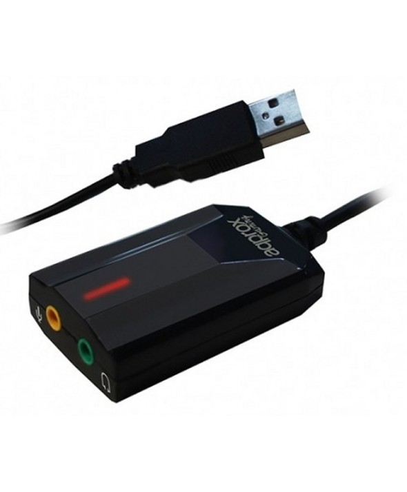CAPTURADORA AUDIO GAMING Usb 7.1/PS4 APPROX APPX71P