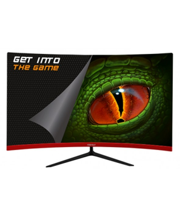"""MONITOR KEEPOUT CURVED GAMING 165Hz 27"""""""