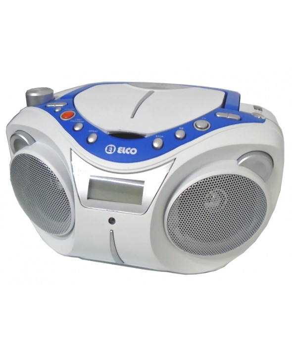 RADIO CD DIGITAL Mp3 Usb ELCO PD33USB COLORES