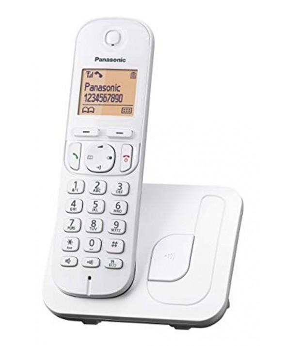 TELEFONO INALAMBRICO PANASONIC KX TGC210 BLANCO