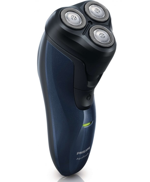AFEITADORA PHILIPS RECARGABLE CORTA PATILLAS AQUA TOUCH