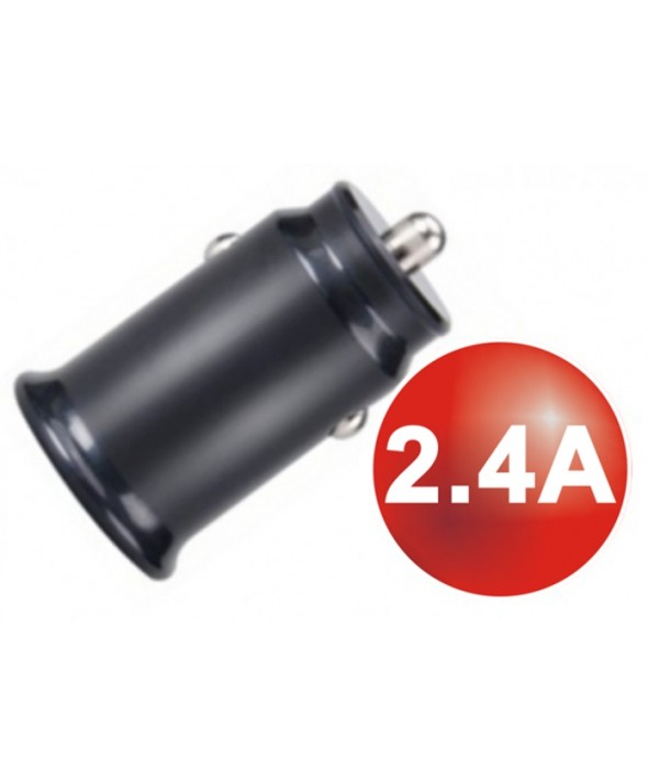 ALIMENTADOR COCHE 2xUsb (2.4A) AVANT AV1106
