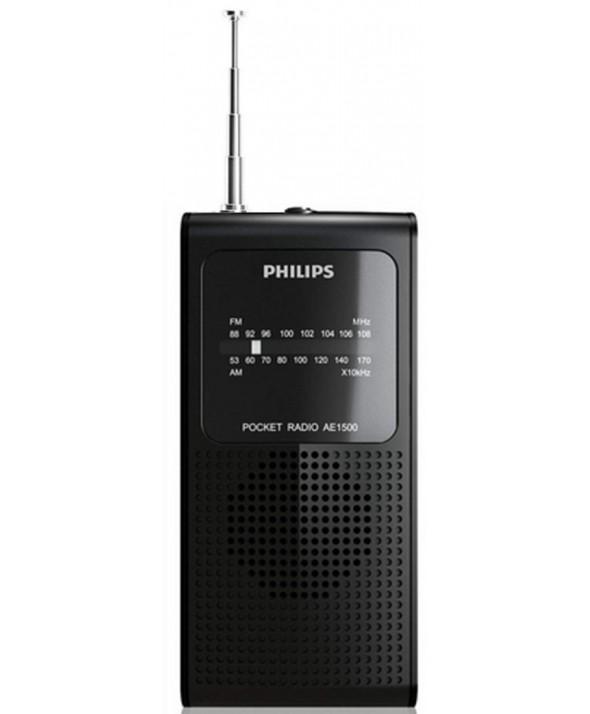 RADIO PHILIPS AM/FM ALTAVOZ EXTERIOR + TOMA AURICULAR