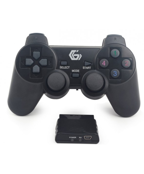 MANDO PS2/PS3/PC INALAMBRICO COMPATIBLE JPD-WDV-01