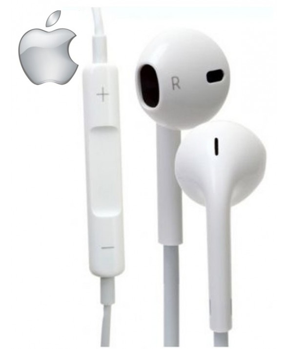 AURICULAR APPLE-IPHONE M/L MICROFONO BLANCO