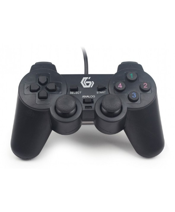 MANDO ALAMBRICO PS2/PS3/PC COMPATIBLE DUALSHOCK