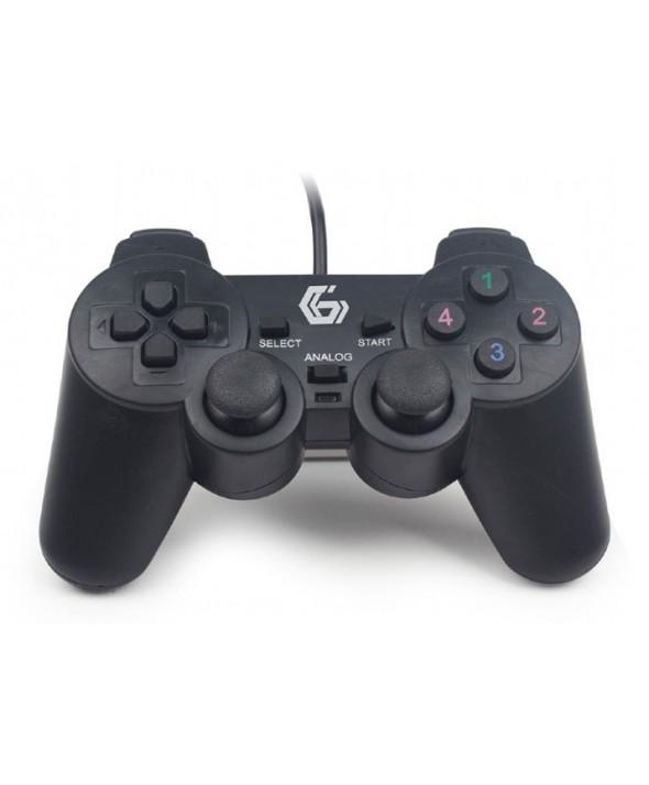MANDO ALAMBRICO PS2/PS3/PC COMPATIBLE DUALSHOCK