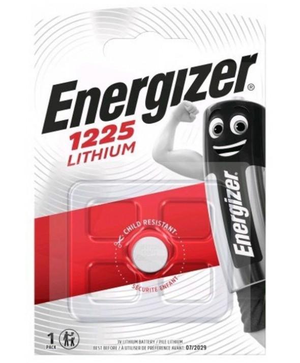 PILA LITIO BR1225 ENERGIZER BLISTER DE 1 UNIDAD