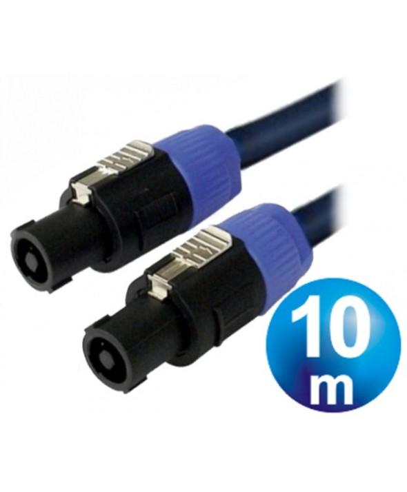 CONEXION SPEAKON M/M 10m CABLE 2.5 mm² ACCUCABLE