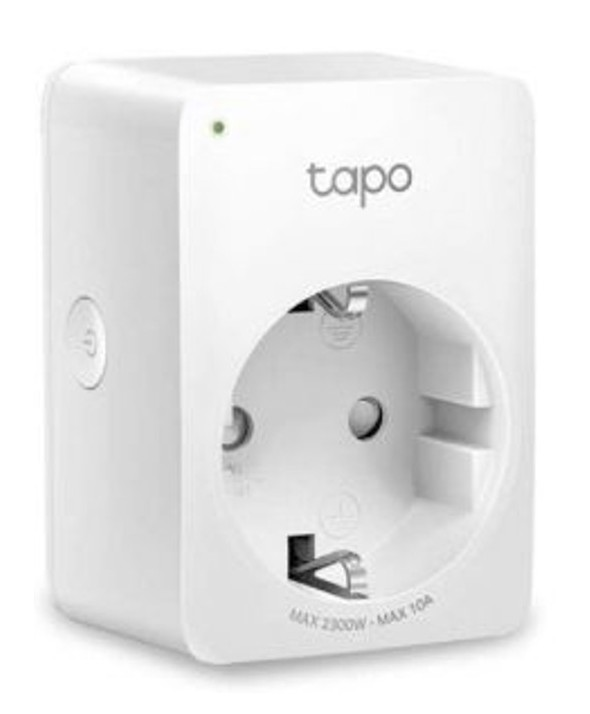 ENCHUFE INTELIGENTE WIFI TAPO P100  TP-LINK