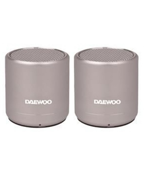 ALTAVOZ MULTIMEDIA DUO SILVER EDITION DAEWOO