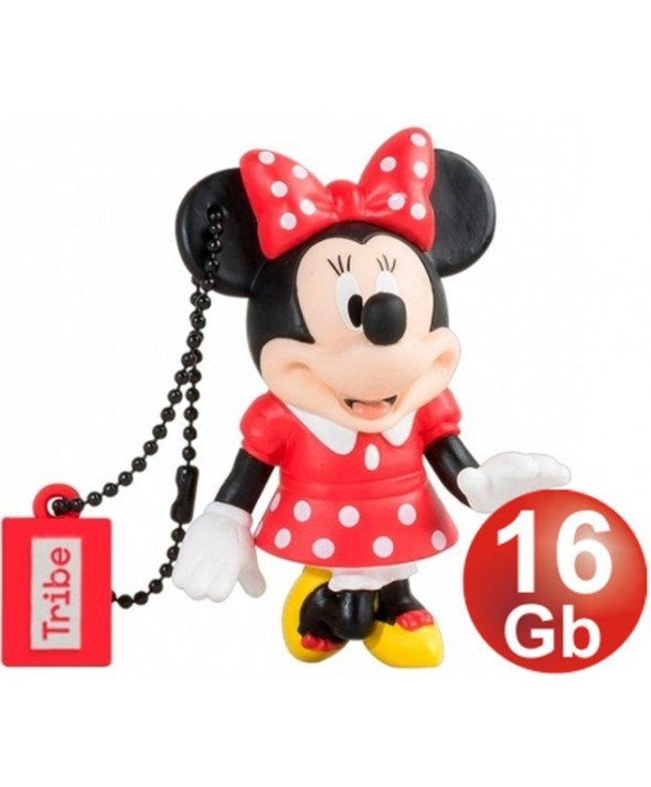 PEN DRIVER 16 Gb Usb2.0 DISNEY MINNIE MOUSE