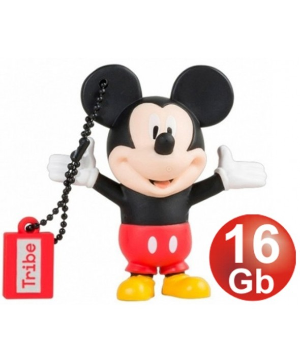 PEN DRIVER 16 Gb Usb2.0 DISNEY MICKEY MOUSE
