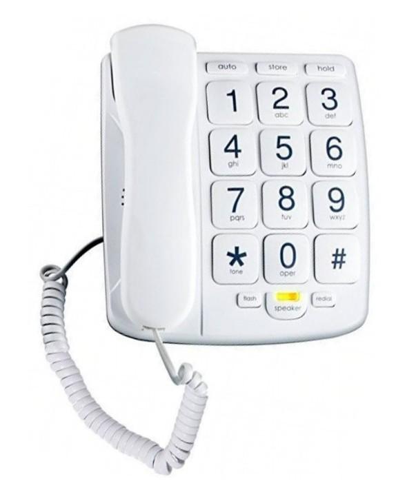TELEFONO SOBREMESA TECLAS GRANDES DVTECH