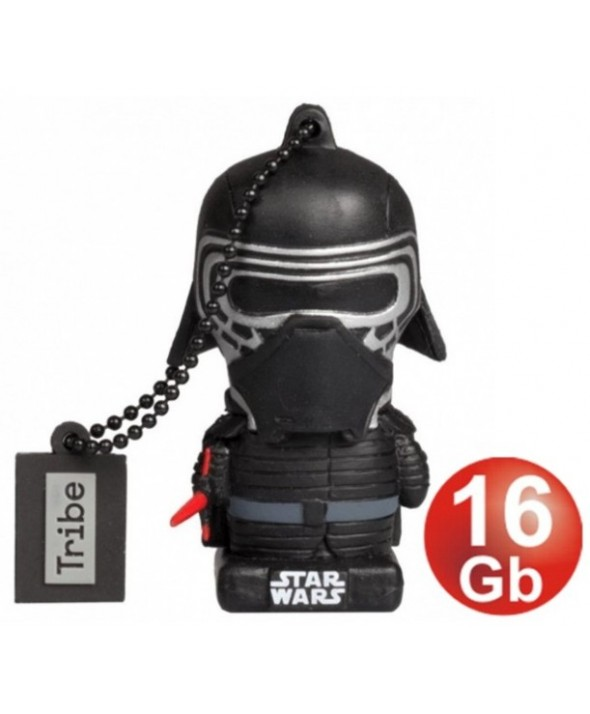 PEN DRIVER 16 Gb Usb2.0 STAR WARS KYLO REM