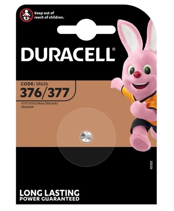 PILA Ox DE PLATA 1.55V (SR626SW) 377 BLISTER 1 DURACELL